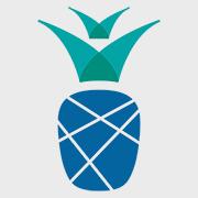 VRLTA logo - pineapple