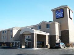 Sleep Inn Suites Small