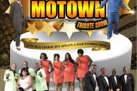 Legends of Motown - Old School Tribute Show - Cover Photo