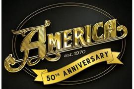 America - 50th Anniversary - Cover Photo