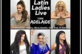 Latin Ladies Live starring Adelaide - Cover Photo