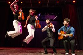 The Fitzgerald's Irish Celebration - An Evening of Music and Dance - Cover Photo