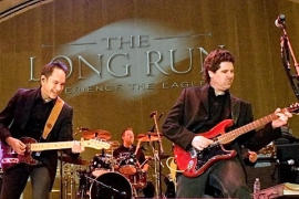 The Long Run - Tribute to the Eagles - Cover Photo