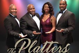 The Platters - Cover Photo