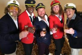 Yachty By Nature - Yacht Rock Band - Cover Photo