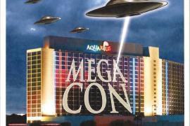 UFO MegaCon - The Immersion Event - Cover Photo