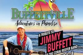 Buffetville - Adventure in Paradise - Cover Photo