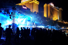 Beach Party Concert Series - Cover Photo