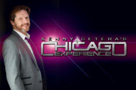 Kenny Cetera's Chicago Experience - Cover Photo