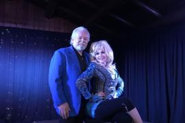 Kenny & Dolly in Harmony - Tribute to Country Legends - Cover Photo
