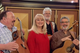 MacDougal Street West; A Peter, Paul & Mary Experience - Cover Photo