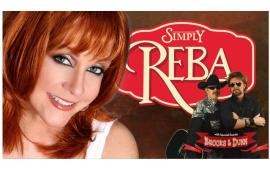 Simply Reba with Brooks & Dunn Tribute - Cover Photo