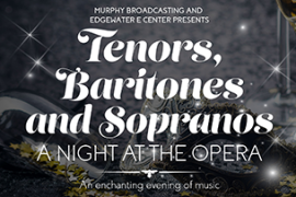 Tenors, Baritones And Sopranos - A Night At The Opera - Cover Photo