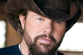 Toby Keith - Cover Photo