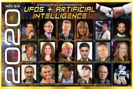UFOs and Artificial Intelligence - Cover Photo