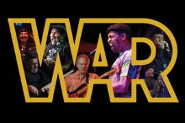 WAR - Cover Photo
