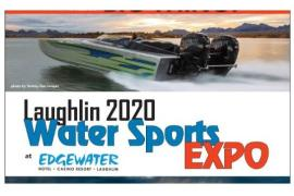 Laughlin 2020 Water Sports Expo - Cover Photo