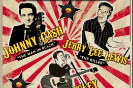 Cash, Killer and The King - Cover Photo