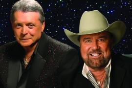 Mickey Gilley & Johnny Lee - Cover Photo