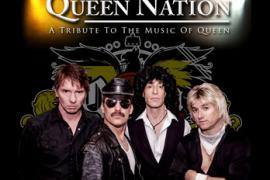 Queen Nation - A Tribute to the Music of Queen - Cover Photo
