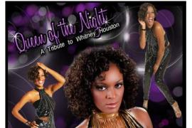 Queen of the Night! Remembering Whitney - Cover Photo