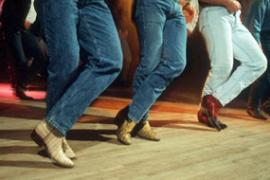 Line Dance Lessons - Cover Photo