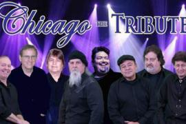 Chicago - The Tribute - Cover Photo