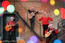 MacDougal Street West; A Peter, Paul & Mary Christmas Experience - Cover Photo