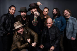Zac Brown Band - Cover Photo