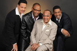 The Four Tops - Cover Photo