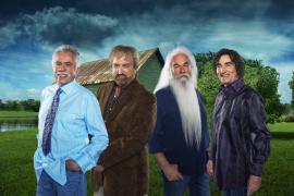 The Oakridge Boys - Shine The Light Tour - Cover Photo