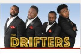 The Drifters Revue - Cover Photo