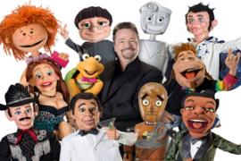 Terry Fator: The Voice of Entertainment - Cover Photo