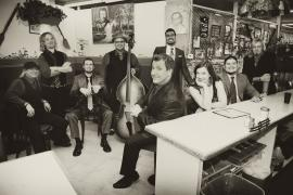 Louis Prima Jr and The Witnesses - Cover Photo