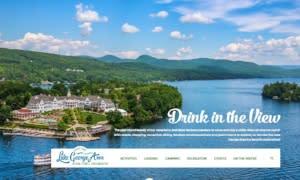 visitlakegeorge web site