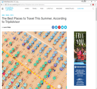 2017 Summer Marketing Campaign -  Online - Coastalliving.com.com - Pocono Whitewater
