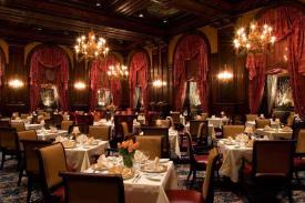 Hotel du Pont Green Room