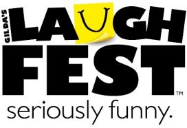 Laughfest logo 2017