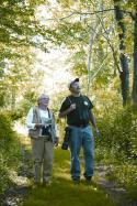 Join Sharon and David Baker for an Outdoor Birding Series at the Hudson Highlands Nature Museum beginning Saturday, May 1 at 8:30 a.m.