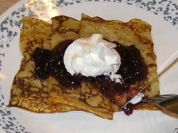 Lindsborg Swedish Pancake