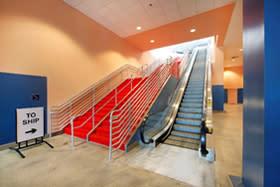 Interior photo of Cruise Terminal 29