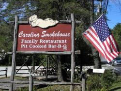 Carolina Smokehouse Whats New