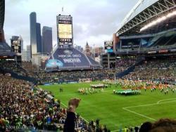 Gift Ideas from Seattle Southside: Football Fanatics Hotel Package CenturyLink Field Seahawks