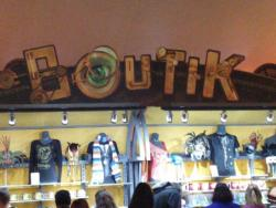 Kurios Cirque du Soleil in Seattle Gift Shop