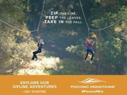 2018 Fall Marketing Campaign - Online Ad - Pocono Mountains Visitors Bureau
