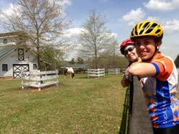 See the South on the Bicycle Ride Across Georgia