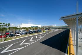 Photo of Cruise Terminal 4 exterior