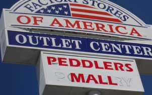 Factory Stores of America: Georgetown, KY