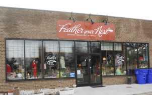 Feather Your Nest: Lexington, KY
