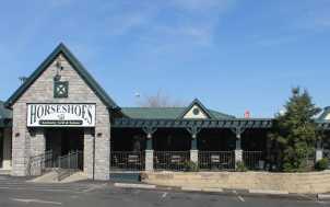 Horseshoes Kentucky Grill & Saloon; Lexington, KY